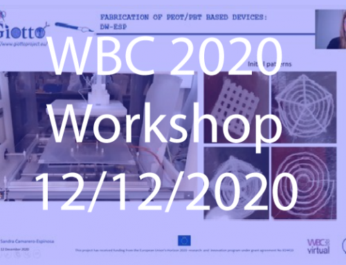 WBC2020 GIOTTO project  Virtual Workshop